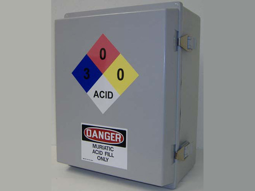 Liqui-Chem Fill Box (Acid)
