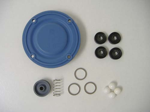 Rebuild Kit for LMI Pump 11S and 12S Liquid End